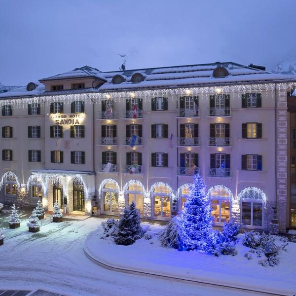 Grand Hotel Savoia -  Christmas time