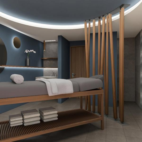 Savoia SPA - massage room